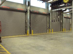 rolling steel commercial door in va