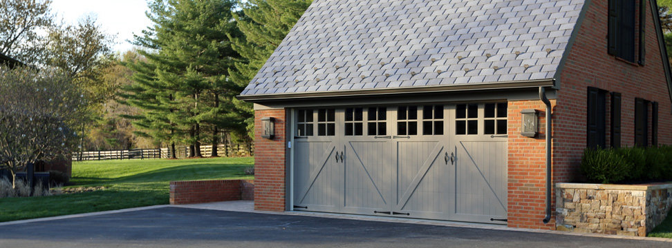 carriage house garage doorsCustom Wood Garage Doors by Overhead Door