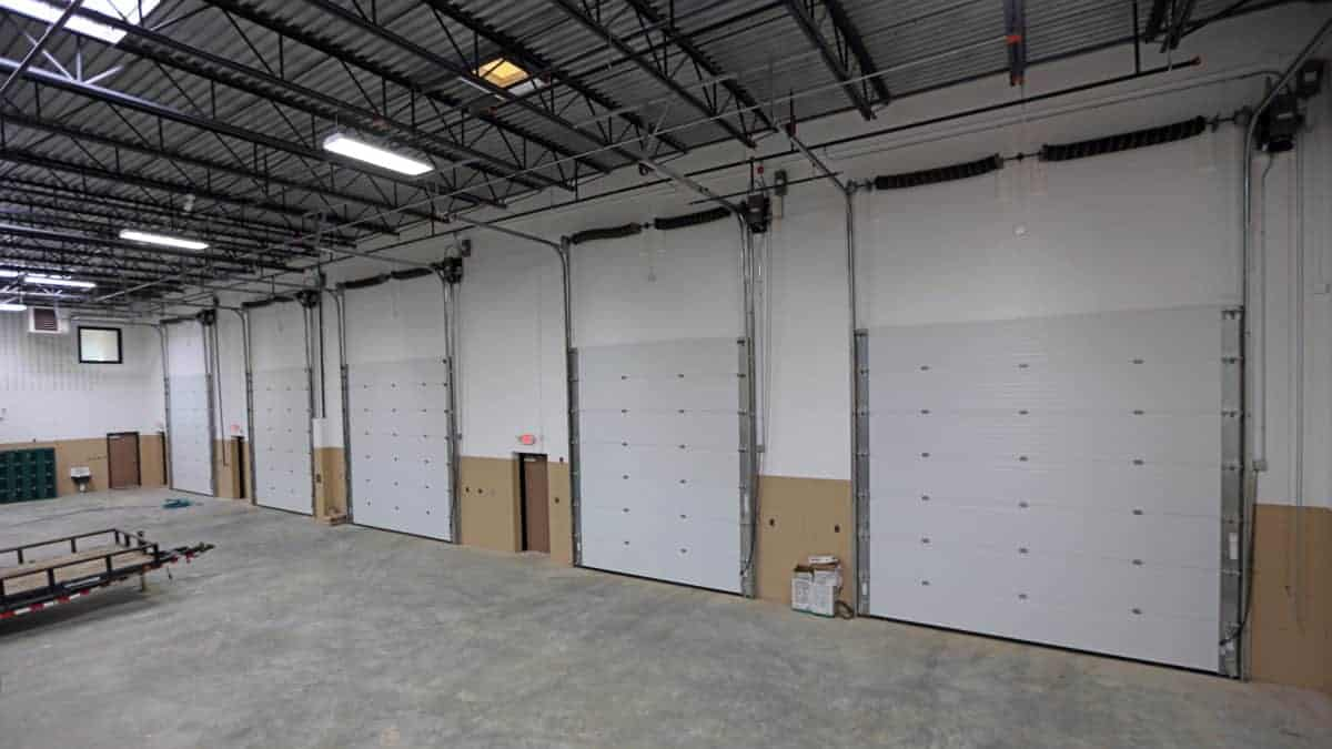 garage modern door sensational and insulated lowes doors