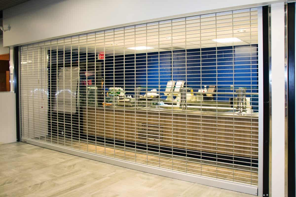 Overhead Door Rolling Security Grilles Sales Amp Installation
