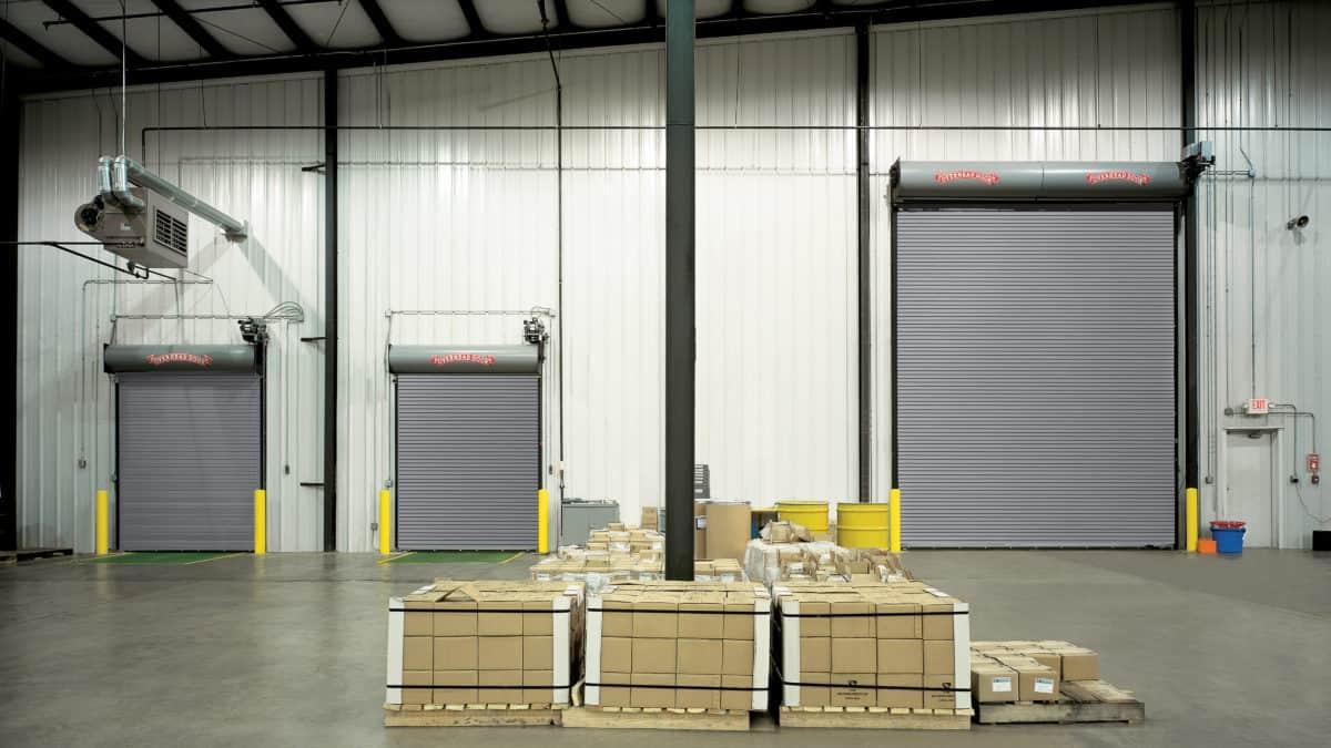 Rolling Steel Garage Doors Amp Roll Up Gates Sales
