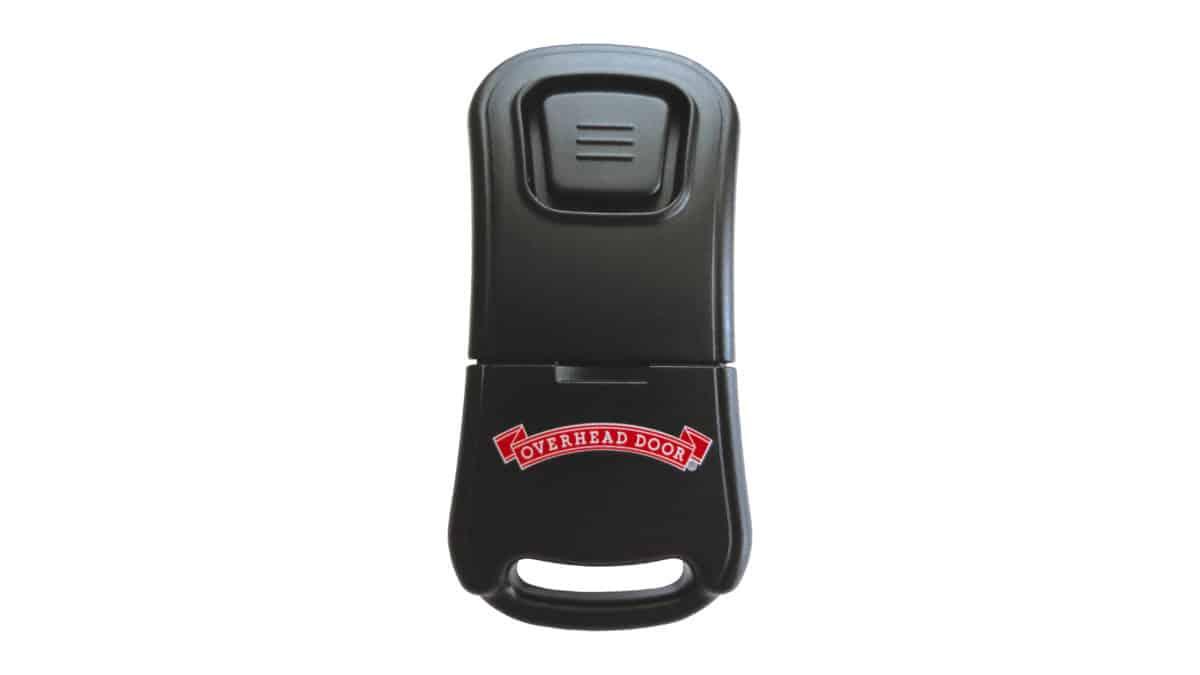 Overhead Door 1 Button Garage Door Opener Remote