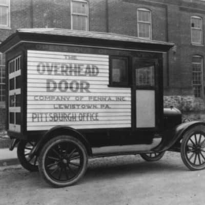 Overhead Door History